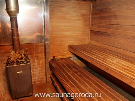 Баня на дровах в Туле, ул. Приупская, д. 27а