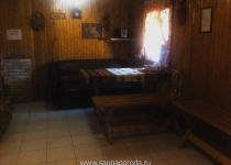 Баня Деревенская баня ул. Пархоменко, д. 59, Тула