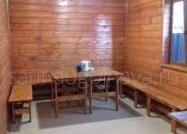 Баня на дровах без бассейна